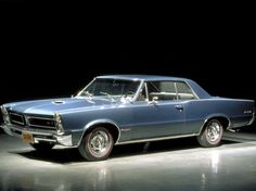 1965 Pontiac GTO; got my first driver's license in this car; Had a 389 and Hurst shifter on the floor, and she screamed.
