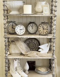 I can be an antique hoarder on pinterest without causing any trouble in my home!! LOL!!