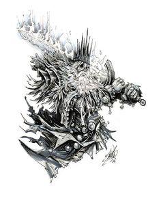 Des croquis de l'artbook Dark Souls - News IMAGES   JVL: