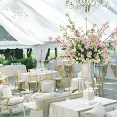 Wedding Furniture: Sitting in Style at Your Reception