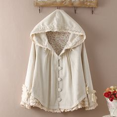 """Style:sweet+japanese,korean+fashion,cute+kawaii,fashion+kawaii Fabric+material:cotton+blend+ Size:one+size+ Shoulder:38cm/14.96"""" Bust:95cm/37.40"""" Length:60cm/23.62"""" Sleeve+length:59cm/23.22"""" Tips: *Please+double+check+above+size+and+consider+your+measurements+before+ordering,thank+you..."""