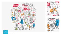 Graphic Recording: Capturing ideas, insights and decisions at events - Ludic Creatives