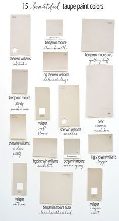 Taupe Paint Color for Kitchen. Taupe Paint Color for Kitchen. Taupe Paint Colors, Matching Paint Colors, Wall Paint Colors, Bedroom Paint Colors, Exterior Paint Colors, Paint Colors For Home, Taupe Color, House Colors, Gray Paint