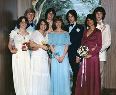 Senior Prom, 1978 | Flickr - Photo Sharing!