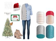 """""""Guess the Christmas Movie - Jamberry Nails Game"""" by kspantonjamon on Polyvore"""