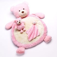 Bestever Bear Plush Play Mat Set $49.99