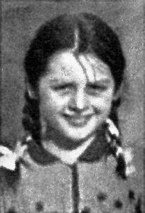 (08/04/1932) Lidice  (07/02/1942) Chelmno Camp *Lidice massacre* 9 years old