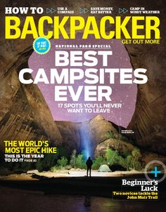 Backpacker - June 2016