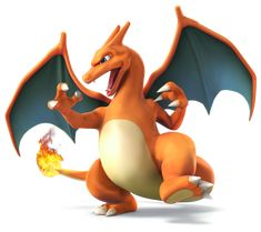 Charizard from Pokemon games