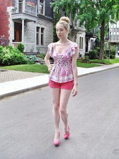 Pink Pucci