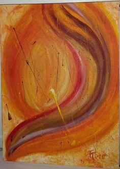 Gemälde, Acryl auf Leinwand, Original, Kunst, Bild, Art, Fantasie, Natur,