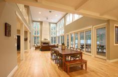 Cottage Home, open floor plan