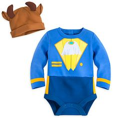 Beast Bodysuit Costume Set for Baby - Personalizable | Disney Store