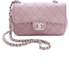 WGACA Vintage Vintage Chanel Flap Bag ($3,850) ❤ liked on Polyvore