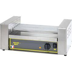 Rolkowy podgrzewacz do parówek 0,6 kW 5 rolek http://cws.com.pl/ #wyposażenie_kuchni