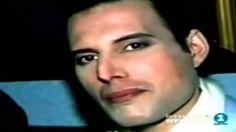LA ULTIMA APARICIÓN PUBLICA DE FREDDIE MERCURY( the last public appearan... Queen Videos, Queen Freddie Mercury, Celebrities, Artists, Vintage, Musica, Songs, Icons, Group