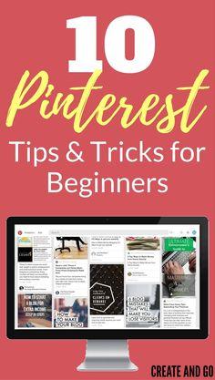 Pinterest Marketing Tips | Pinterest Tips | Get Blog Traffic | Pinterest Traffic | http://createandgo.co/pinterest-tips-beginners/