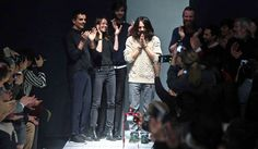 (fishermen's knit sweater) At Gucci, a Messy Exit for One Designer Opens an Unlikely Door for Another - NYTimes.com