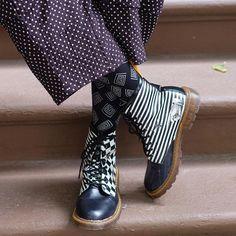 Close up on my @mentalembellisher boots! Photo by @dentontaylor Socks by @polonovasocks