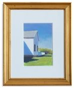Art Gallery at Maine Cottage | Carol's House