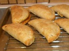 Pumpkin pie may not be on the menu for a traditional mexican style Thanksgiving, but pumpkin empanada is most definitely on the list.