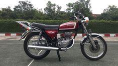 Suzuki gt185 1974