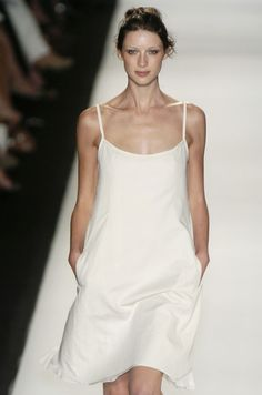 Narciso Rodriguez Spring/Summer 2005 New York