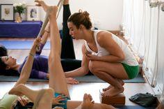 Marina Athanas _ Yiengar Yoga