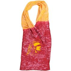Decorate your neck w/ a scarf while tailgating on game day!  #UltimateTailgate #Fanatics