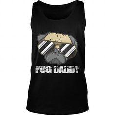 PUG Daddy Dad Mom Father Mother Girl Lady Boy Man Woman Men Women Lover Pugs