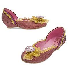 Mulan Costume Shoes for Kids | Disney Store