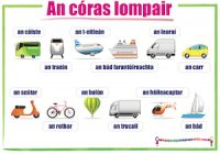 An Córas Iompair Primary Teaching, Primary School, Irish Language, Foreign Language, Irish People, Irish Roots, Ireland, Activities, Learning