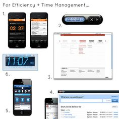 Useful time management tools