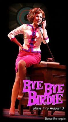 Rose from Bye Bye, Birdie. the wiggg Theatre Plays, Musical Theatre, Bye Bye Birdie, Great Memories, Hairspray, Cosplay Costumes, Musicals, Costume Ideas, Broadway