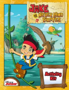 Jake and the Never Land Pirates Activity Kit