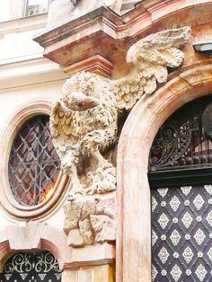 In Vino Viajas : A surpreendente arquitetura Art Nouveau nas ruas de Praga