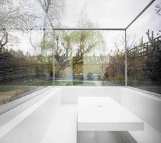 White on White house by Gianni Botsford