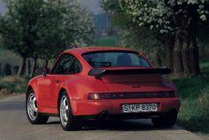 911 Turbo (early 90s model)