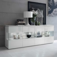 Santarossa Sideboard Triology Modern And Elegant