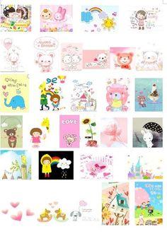 메모지도안 자료 및 편지지 이름표까지! : 네이버 블로그 Doodle Art Drawing, Art Drawings, Diy And Crafts, Doodles, Donut Tower, Doodle, Zentangle, Art Paintings