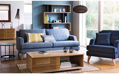 Obývák, který se vám jen tak neokouká! | Bonami