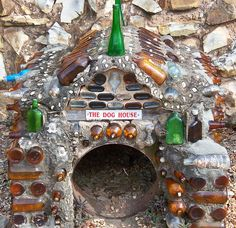 The Bottle Dog House by Wilderness Kev, via Flickr