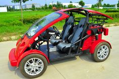 Cruser Sport EVs could be coming to a neighborhood, sand dune or golf green near you The Cruser Sport Neighborhood Electric Vehicle, or NEV Electric Cars, Electric Vehicle, Tricycle Bike, Trike Motorcycle, Custom Golf Carts, Golf Green, Microcar, Reverse Trike, E Scooter