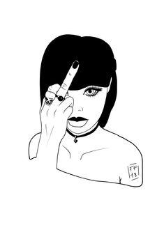 #girl #gpen #clipstudiopaintpro #mangastudio #lovely #day #💪 #🖕 #blackendwhite #ink #workinblack #finishwork #coloring #ink #blackwork #linework #inkart #illustration #artistoninstagram #art