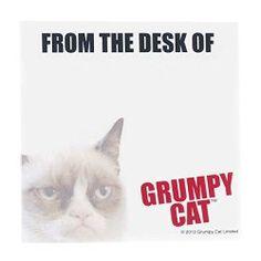 Grumpy Cat Office — Grumpy Cat Merchandise