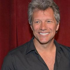 Family Photo: Jon Bon Jovi Rocks Out | Beautiful family ...