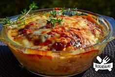 df5e30e8195643f388d9a19cea2343d5 Lasagna, Bacon, Pudding, Ethnic Recipes, Desserts, Food, Lasagne, Tailgate Desserts, Deserts