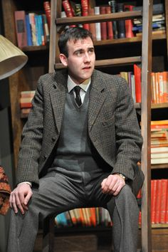 Lewis Lovers Gallery: Click image to close this window Matthew Lewis, Agatha Christie, Double Breasted Suit, Theatre, Suit Jacket, Suits, Jackets, Fashion, Down Jackets