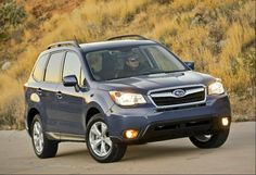 15 Most Practical Cars And Crossovers For The Money: Small SUV: Subaru Forester