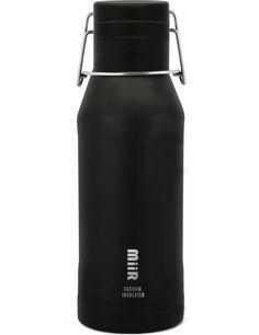 Black 32oz Vacuum Insulated Howler USD 40.00 / Approx. INR 2,683.36 In 2009, entrepreneur and outdoor adventurer, Bryan Papé wanted to create a more functional, lifestyle water bottle. A bottle that would be simple to use and could also be uniquely customized. In the process of creating MiiR, Bryan learned that nearly a billion people don't have access to clean drinking water. Wanting to help, he incorporated a giving initiative directly into the brand. For every MiiR bottle purchased one…